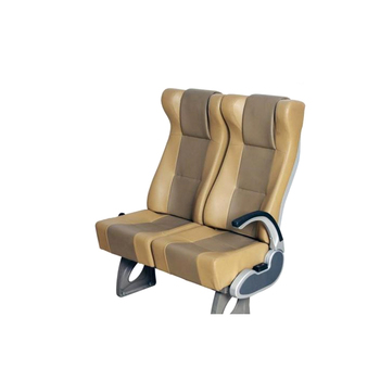 Wholesale factory supply metal cloth luxury Bus car seat for ankai