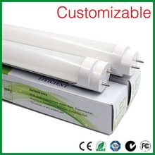 2835SMD chip t5 led tube light 120 degree 1200mm t8 fluorescent tube lamp long life span
