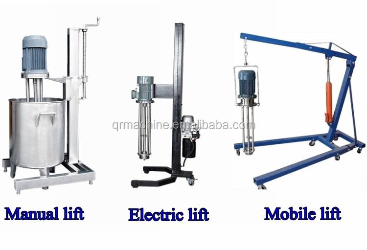 emulsifier machine