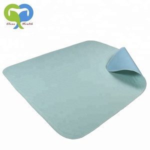 incontinence pad high absorbent Waterproof Washable bed pad Underpad reusable bed pads