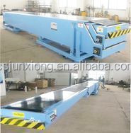 widely used transportation system 2, 3, 4 sections telescopic belt conveyor with high quality and capability