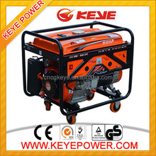 Digital Design DG6500 168F 2kw/kva High quality universal Powervalue generator recoil starter for Egypt market