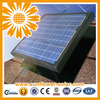 Professional solar power roof vent fan with high quality