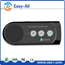 Pare - soleil bluetooth auto kit mains libres HF-610 universal bluetooth car kit