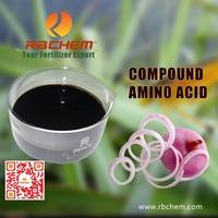 liquid compound amino acid chelated Calcium and Boron
