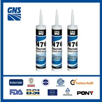 special silicone sealant for stainless steel good adhesive