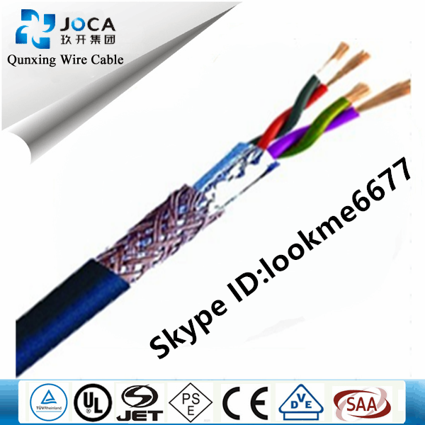 28AWG+20AWG 30V USB 3.0 Cable Wire Black UL2725 cable