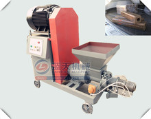Best screw biomass charcoal wood sawdust briquette making machine for sale