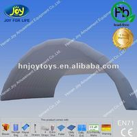 Popular giant clear inflatable tent