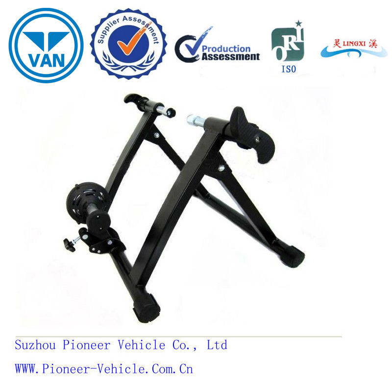 home-used bicycle trainer for exercise / magnetic bike stand trainer(ISO approved)