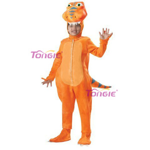 Kids Realistic Walking Dinosaur Mascot Costume for Sale