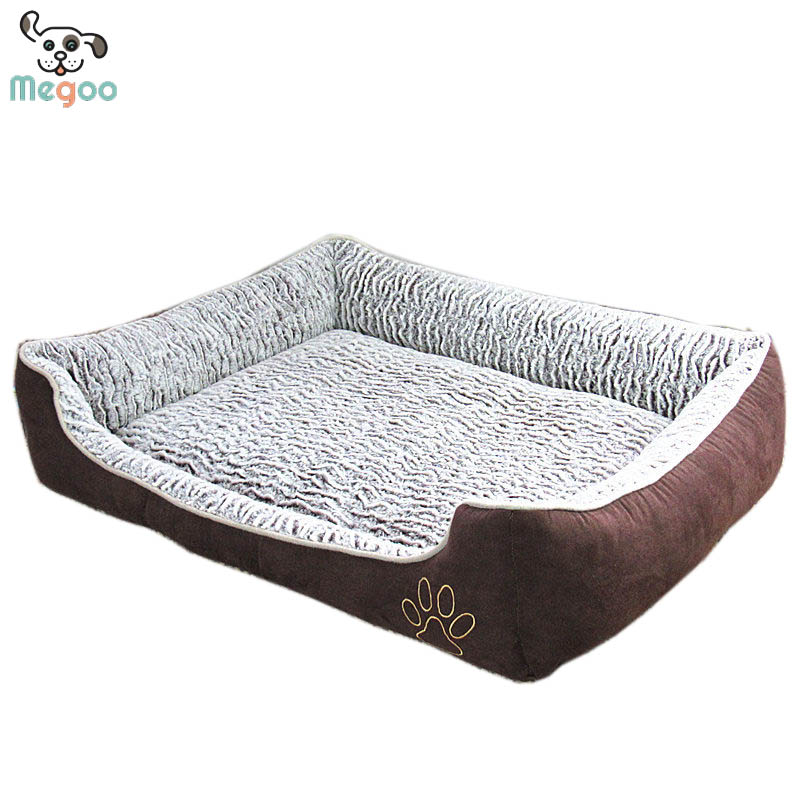 Pet Beds for Dogs Washable Zipper Puppy Cushions Detachable
