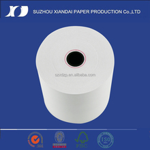 high quality bond paper white rollo 57mm rolling paper