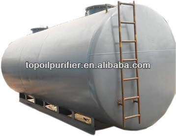 Transformer Oil Filtration and Various Industrial Oil Storage Tank