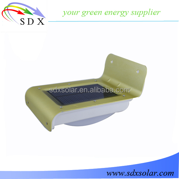 Smart solar automatic light sensor supplier