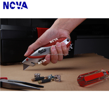 Special Classical Zinc Alloy Handy Home Utility Knife Cutter For Quick Change