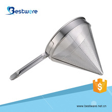 Stainless Steel Material and Kitchen Usage Stainless Steel Funnel (L-BTWCCS12)