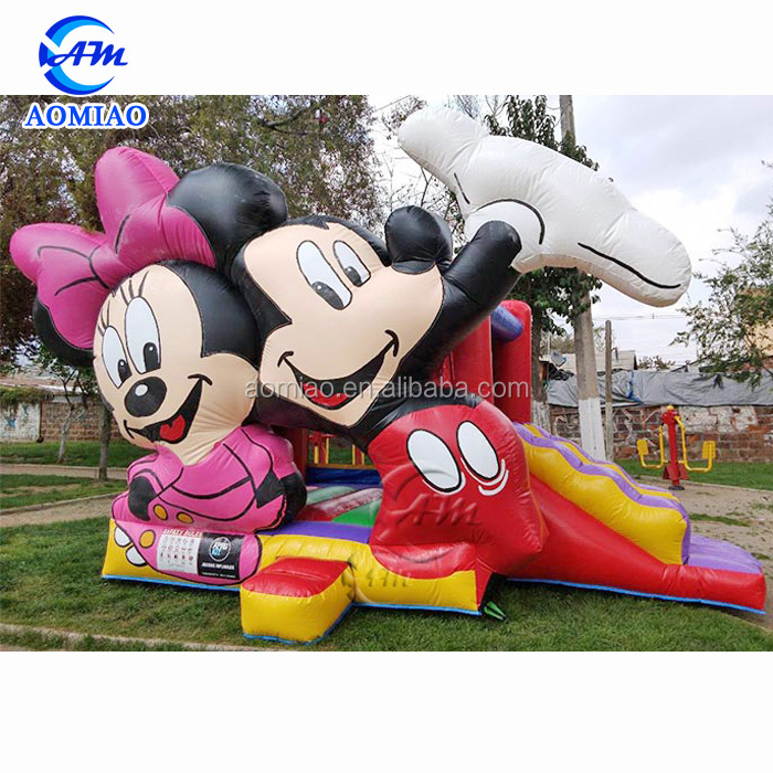 Mini mouse jumping castle/ inflatable bouncy castle/ inflatable jumping castle