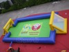 New Popular Inflatable Football Pitch Inflatable Sports Games Hot Selling Inflatable Football Game Ground Soccer Game