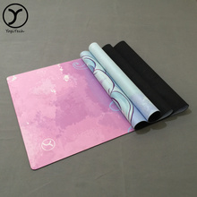 modern wear-resisting Machine Washable Anti-Tear Antimicrobial jade yoga mat cheap exercise mats non slip yoga towel