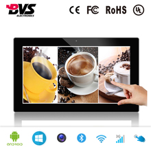 Cheap 22 inch wall mounted android touch screen all in one pc