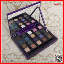 YASHI 2015 hot sale 20 color new design eyeshadow brand name cosmetics