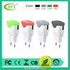 Hot sale Most Popular 1A USB Travel Plug Adapter top selling 2016 travel wall USB phone charger good price M511H