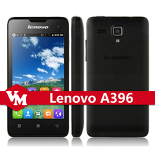 Original Lenovo A396 Cheap Android OS Mobile Phone SC7730 Quad Core 256M RAM 512M ROM Dual SIM 2.0MP Camera Unlock Smartphone