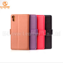 cell phones smartphones pu leather phone case for Lenovo Vibe