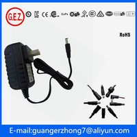 high quality 4.8v 2.6a ac/dc adapter