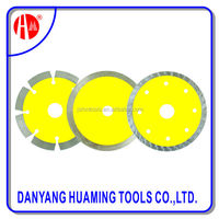 high quality diamond cutter blade for marble granite concrete