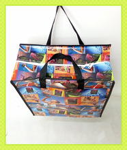 pp woven storage tote bag
