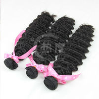 hot selling fresh hair good feedback wholesale virgin indian deep wave hair