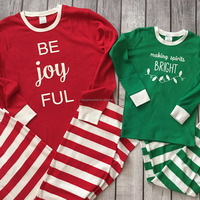 Wholesale Personalized Elf Family Matching Christmas
