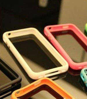 TPU bumpers for iphone 4