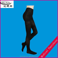 2015 Wholesale Black Medical Compression Tights