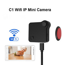 Mini 720P Wearable PortableWiFi IP camera with magnetic clip wireless hidden ip camera wireless hidden spy camera