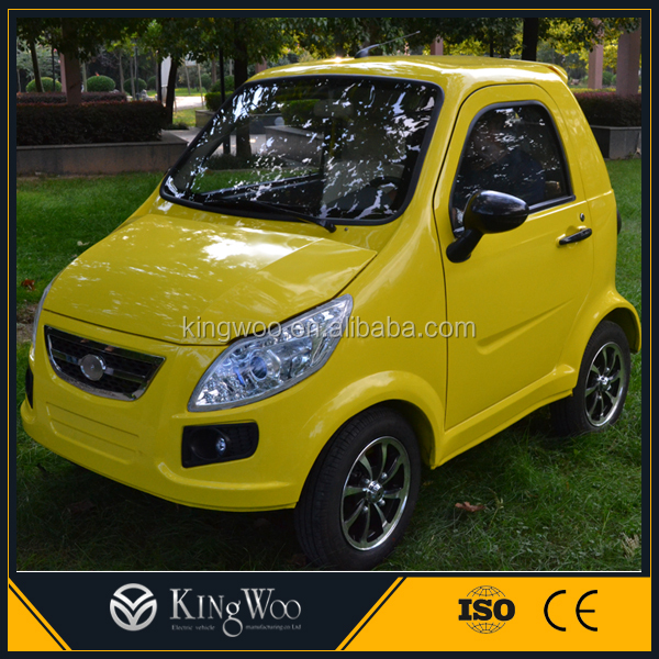 2016 Chinese New Green Car/Electric automobile