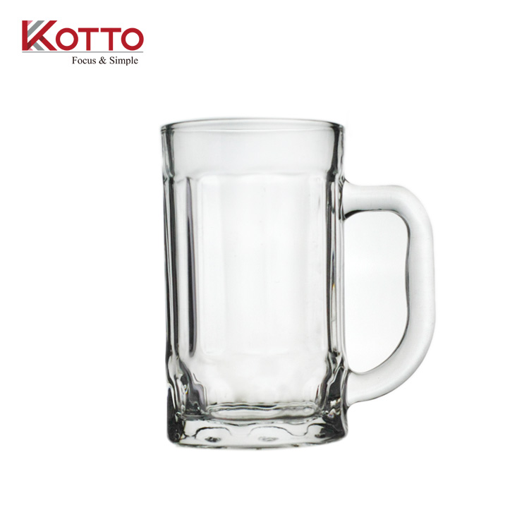 14.3oz Clear Personalized Engraved Beer Mugs and Steins