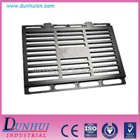 Lower Price Cast Iron Drainage Gully Grate/Parking Lot Grate