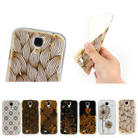 Hot Selling Customized Mobile Phone Back Cover for Samsung Galaxy S4 i9500 Phone, TPU Case Cover for Samsung S4