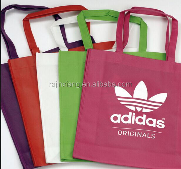 PP Colored Non woven Fabric bags