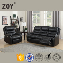 America Style Modern Furniture Living Room Motion Sofa, Loveseat,Recliner Chair 6 Seater Living Room SofaZOY-7092A