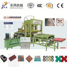 QTY5-15 manual brick making machine price/hydroform bricks machine