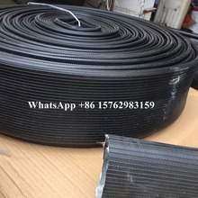 Oroflex selang Industrial 4 Inch PVC NBR Lay Flat Hose Layflat Pipe
