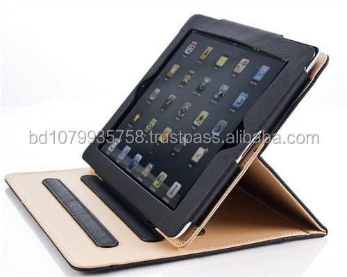 Pure leather tab covers