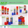 DIFFERENT STYLE AND COLORFUL GLUE STICK