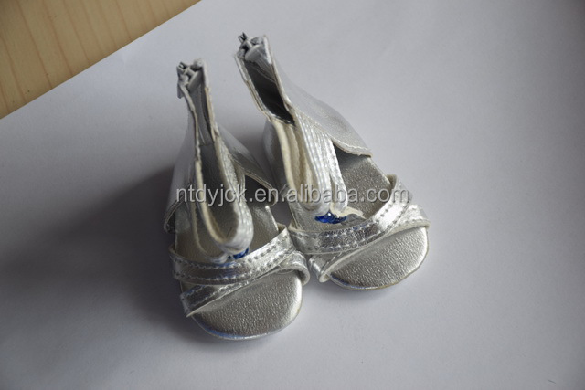 Cute dress shoes BJD shoes ladies for 18 inch dolls