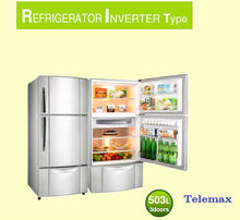 DD Inverter, Three Door Home Refrigerator