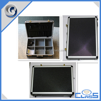 Tool Box Tools Kits Carrying Box Aluminum Storage Box With Digital Combination lock MLD-AC2533
